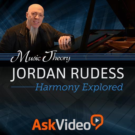 Jordan Rudess: Harmony Explored