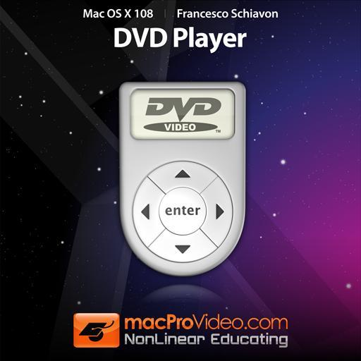 Mac OS X 108: DVD Player