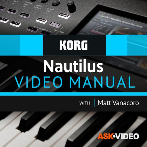 Korg Nautilus 101: Korg Nautilus Video Manual