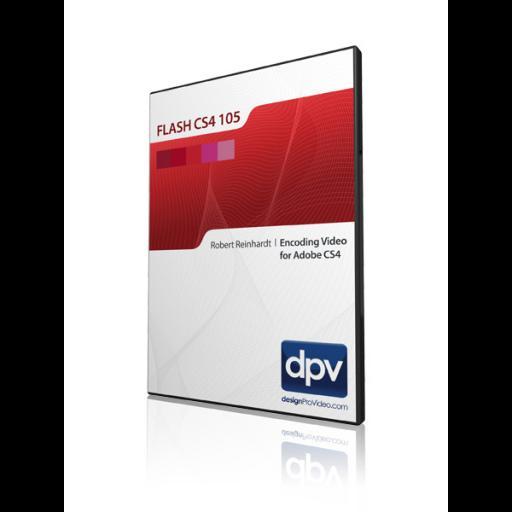 Flash CS4 105: Encoding Video for Adobe CS4