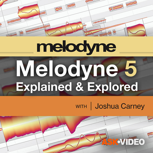 Melodyne 101: Melodyne 5 Explained and Explored