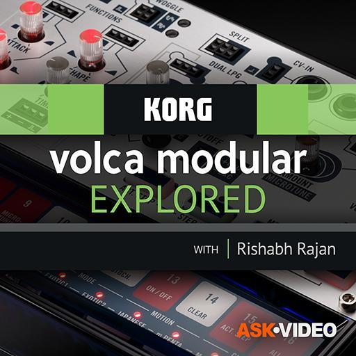 volca Modular Explored