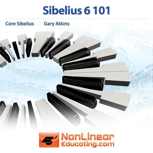 Sibelius 6 101: Core Sibelius 6