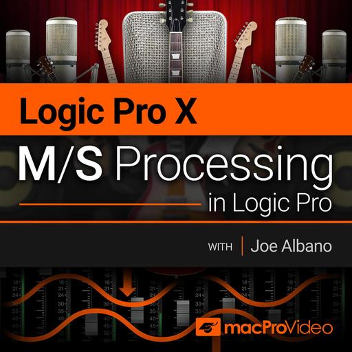 Logic Pro X 306: M/S Processing in Logic Pro