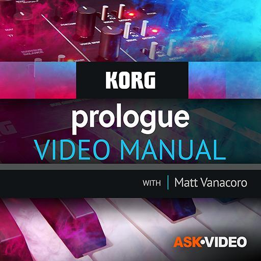 Korg Prologue Video Manual
