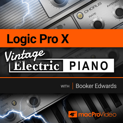 Logic Pro 211: Vintage Electric Piano
