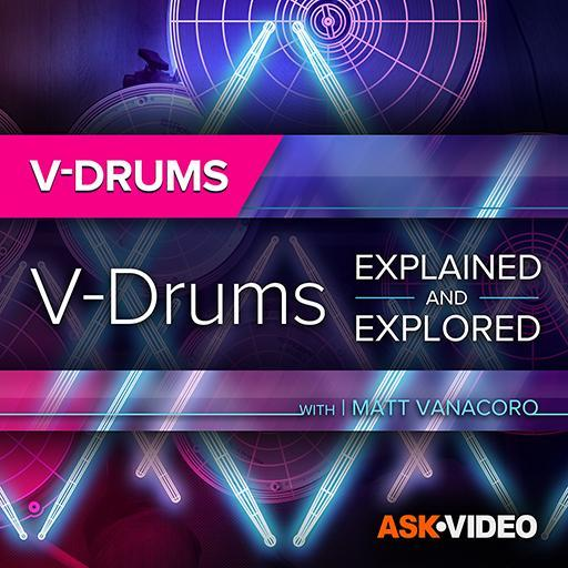V-Drums Explained and Explored