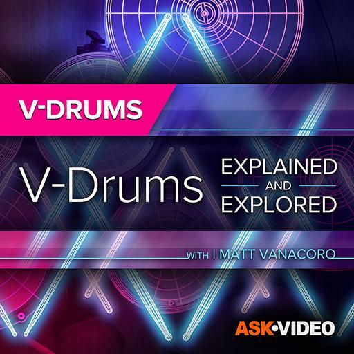 V-Drums 101: V-Drums Explained and Explored