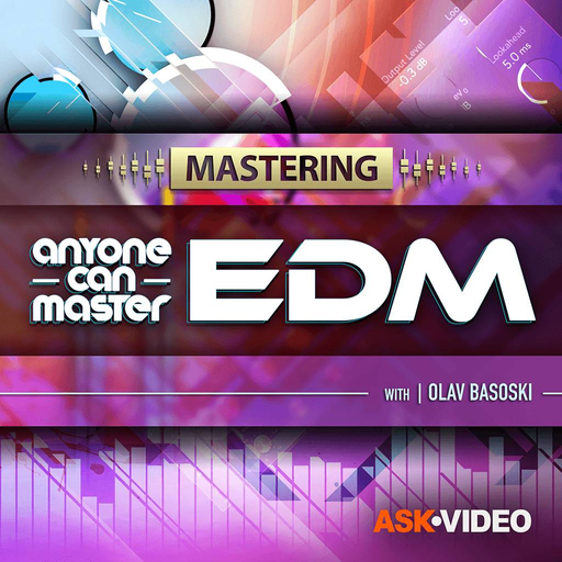 Mastering 102: Anyone Can Master EDM