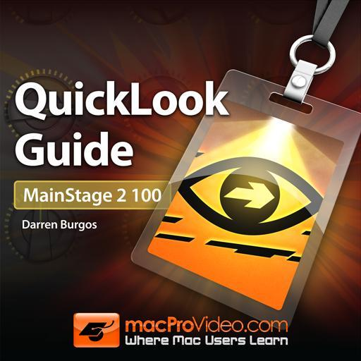 MainStage 2 100: QuickLook Guide