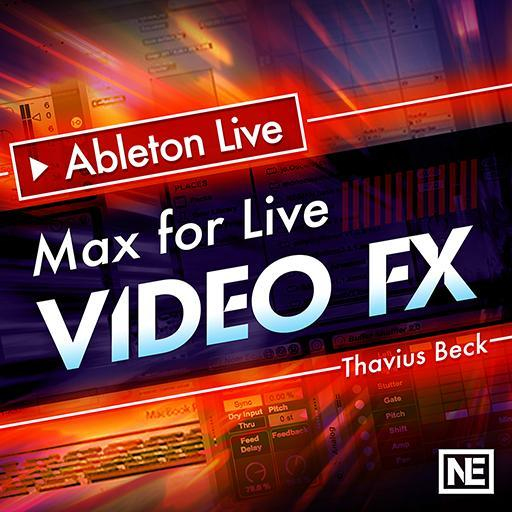 Max For Live Video FX
