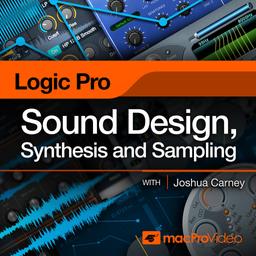 Logic Pro X 309: Sound Design, Synthesis and Sampling