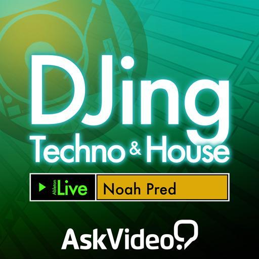 Live 9 405: DJing Techno and House