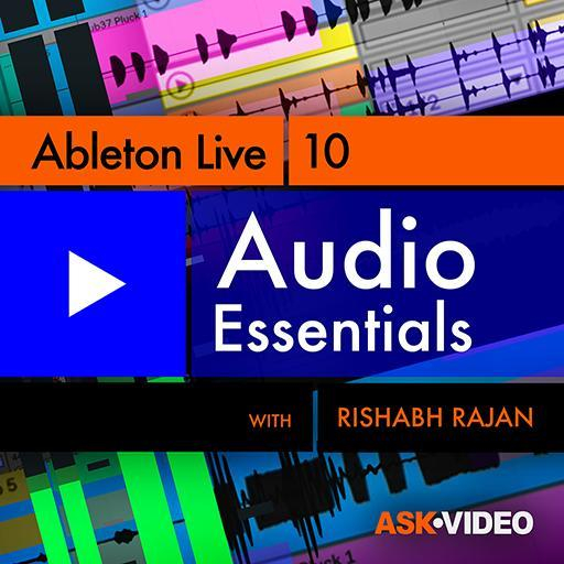 Ableton Live 103: Audio Essentials