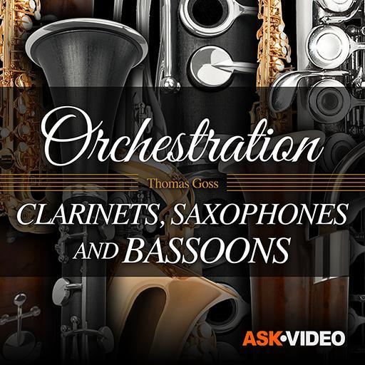 Clarinets, Saxophones and Bassoons