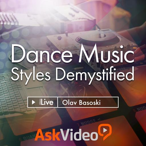 Dance Music Styles Demystified