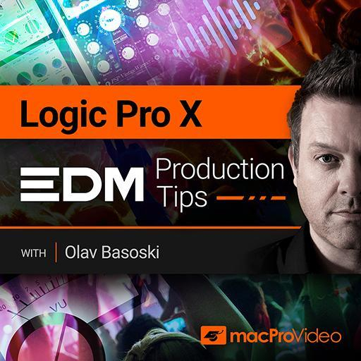 Logic Pro 402: EDM Production Tips