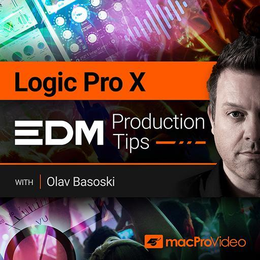 Logic Pro X 402: EDM Production Tips