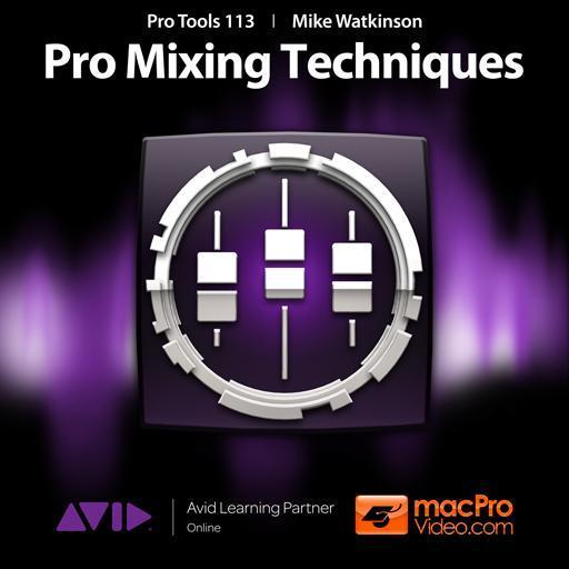 Pro Mixing Techniques