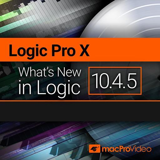 What's New in Logic 10.4.5 - Logic Pro X 10.4.5