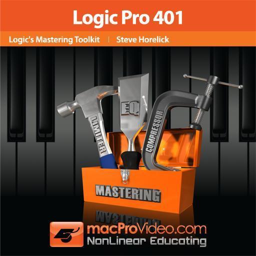Logic 401: Logic's Mastering Toolbox