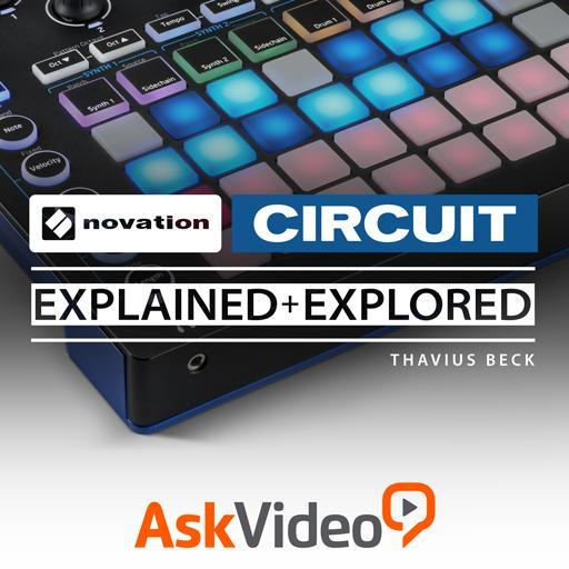 Circuit 101: Novation Circuit Explained and Explored