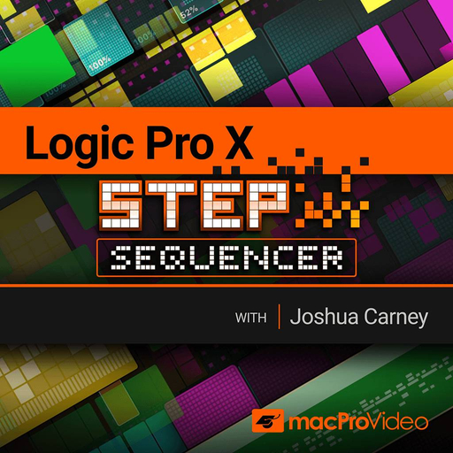 Logic Pro X 305: The Step Sequencer