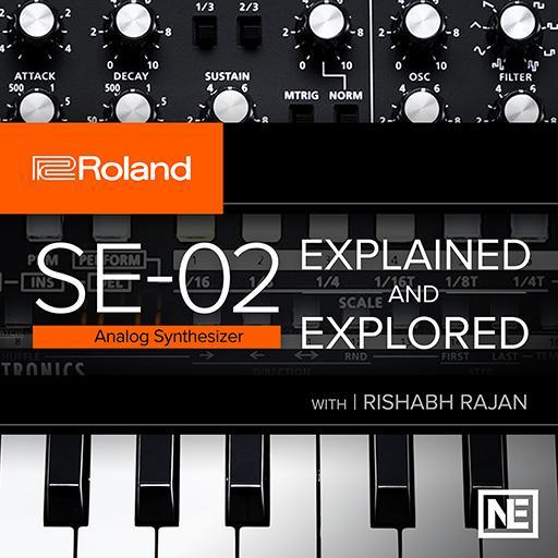 Roland Boutique 105: SE-02 Explained and Explored