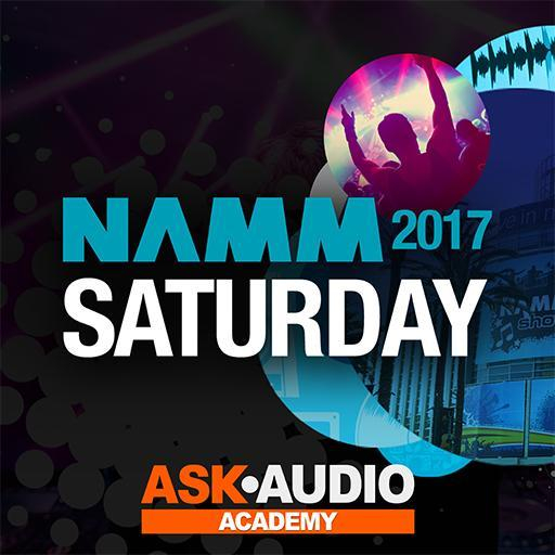 NAMM 2017: Saturday At NAMM: Saturday, January 21st at NAMM 2017