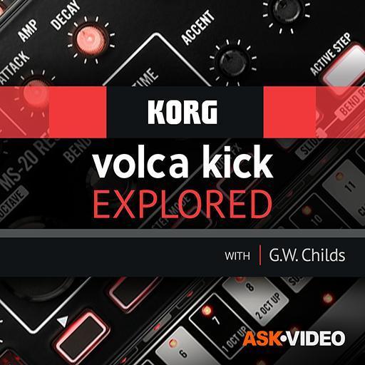 volca kick Explored