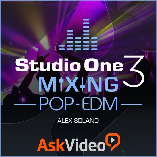 Mixing Pop-EDM