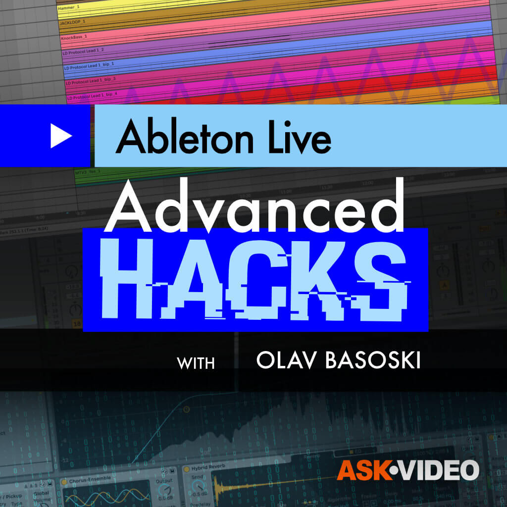 Advanced Ableton Live Hacks