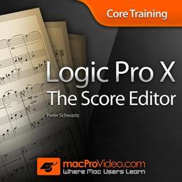 Logic Pro X Score Editor The Best Yet Macprovideo Com