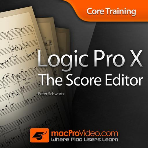 Logic Pro X 109: Core Training – The Score Editor