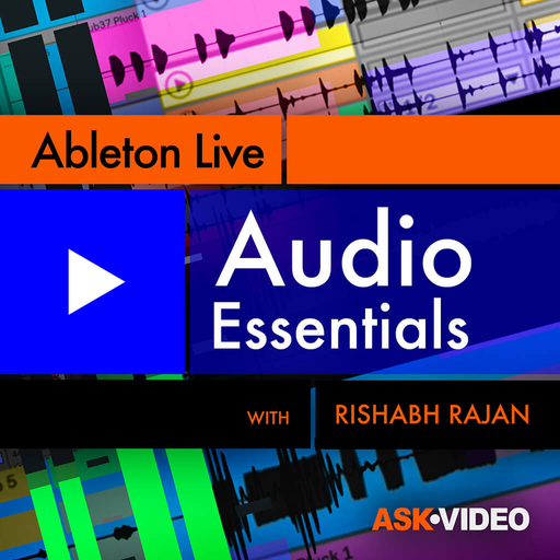 Ableton Live 103: Audio Essentials