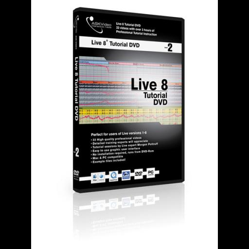 Live 8 502: Working with Live 8 - Level 2