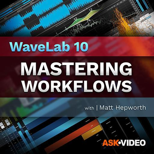 Wavelab 10 101: Mastering Workflows