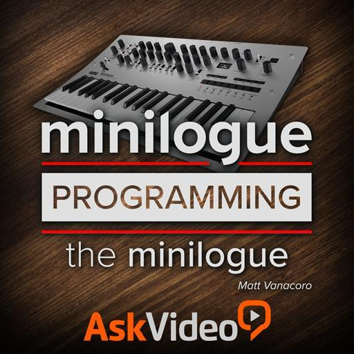 Programming the minilogue
