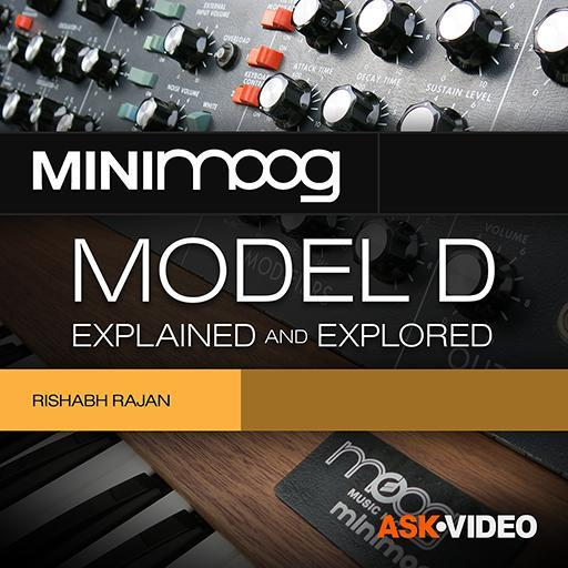 Minimoog Model D - Explained and Explored