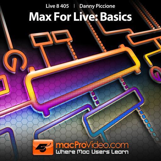 Max For Live: Basics