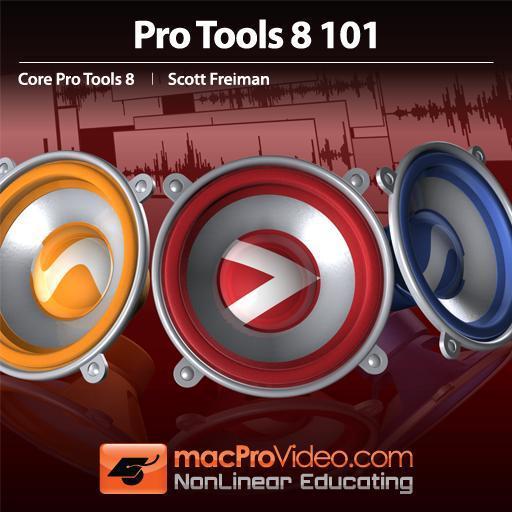Pro Tools 8 101: Core Pro Tools 8