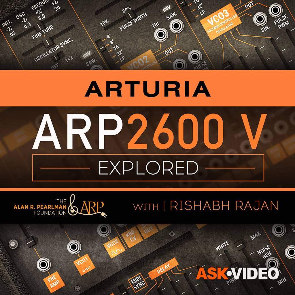 ARP 2600 V Explored