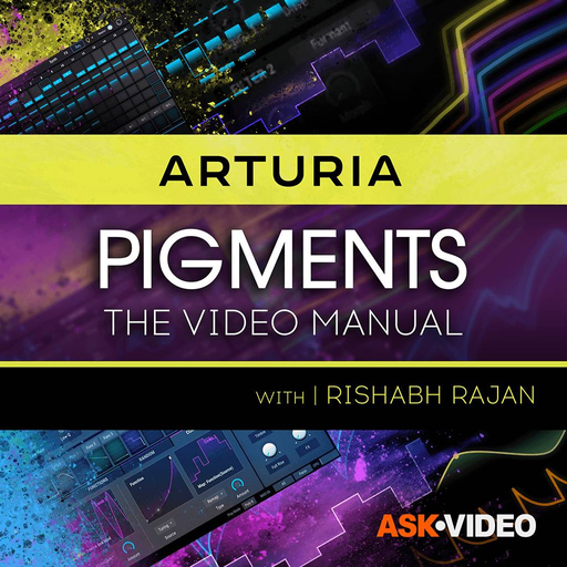 Pigments 101: Pigments - The Video Manual