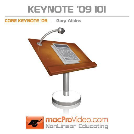 Keynote '09 101: Core Keynote '09