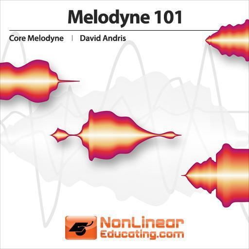 Melodyne 101: Core Melodyne